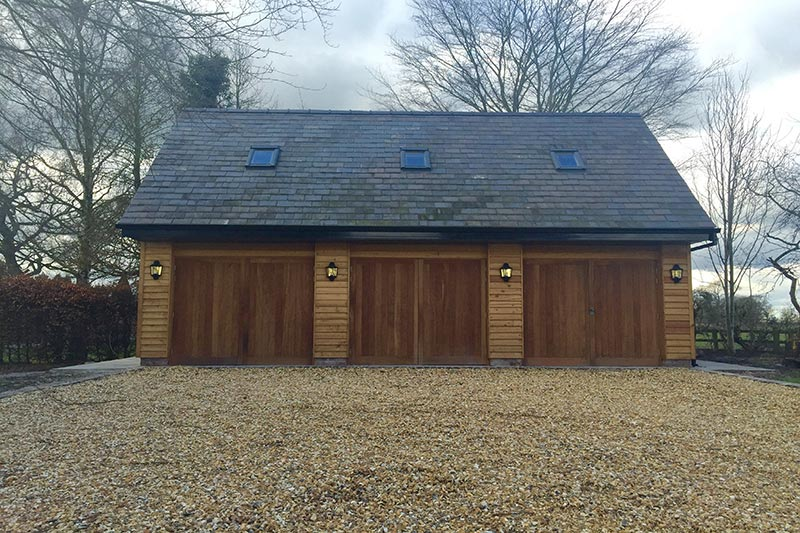 Windle Cottage   Triple Garage With Planning For Annexe