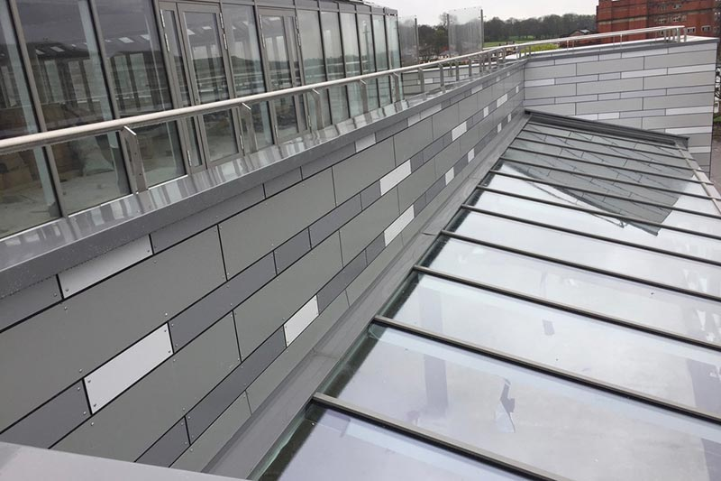 BWC Glass Roof